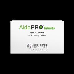 Aldosterone (capsules