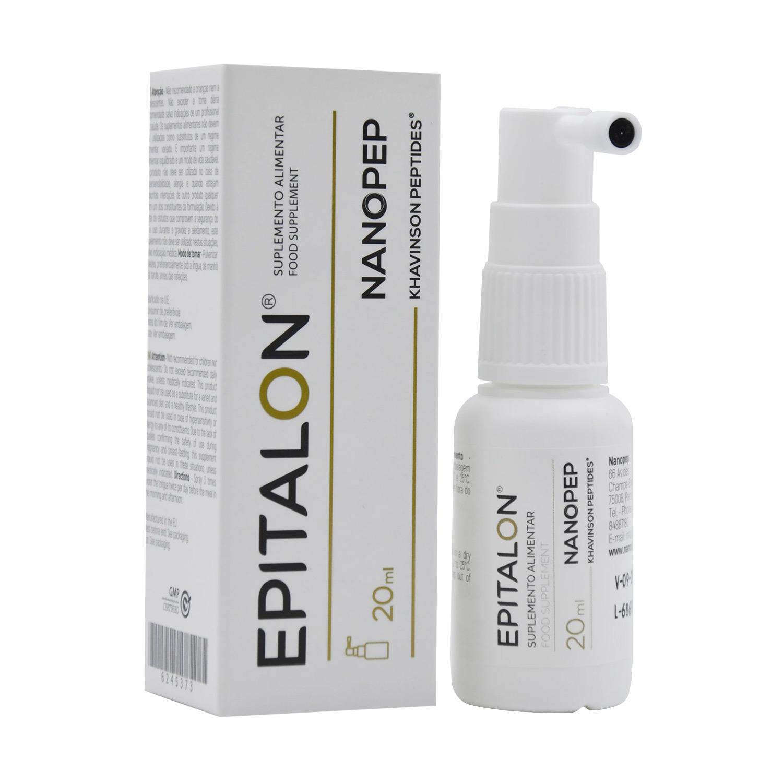 Epitalon® – Sublingual Pineal Bioregulator