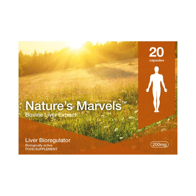 Liver Bioregulator (Nature's Marvels™)