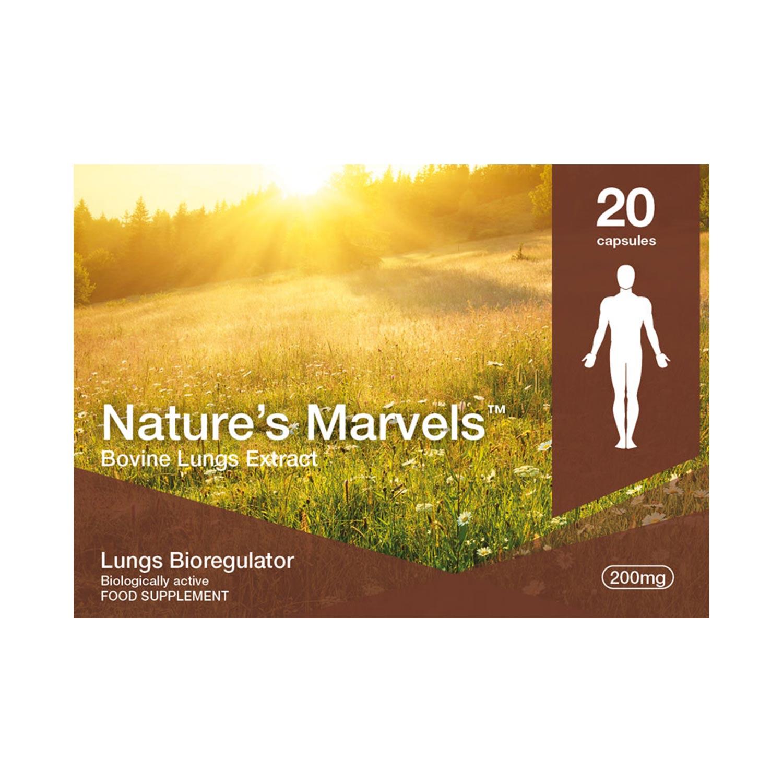 Lungs Bioregulator (Nature's Marvels™)