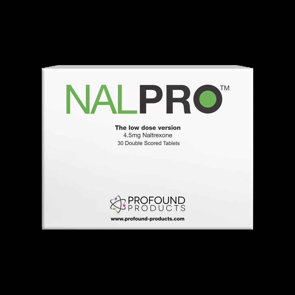 Naltrexone (NalPro™ LDN)