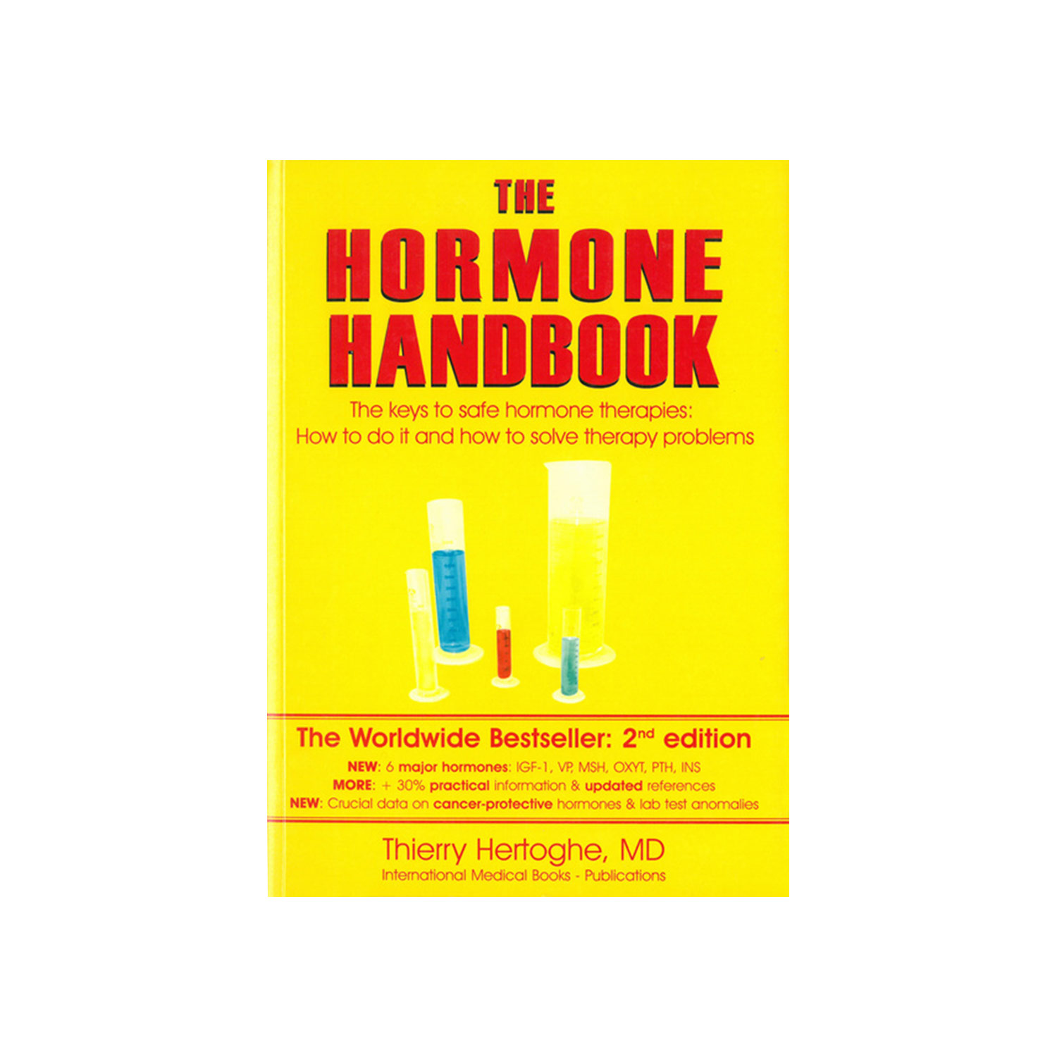 Physician Hormone Handbook – V2 UPDATED by Thierry Hertoghe MD