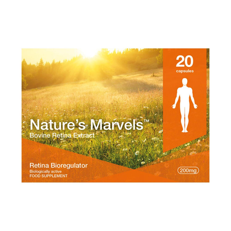 Retina Bioregulator (Nature's Marvels™)