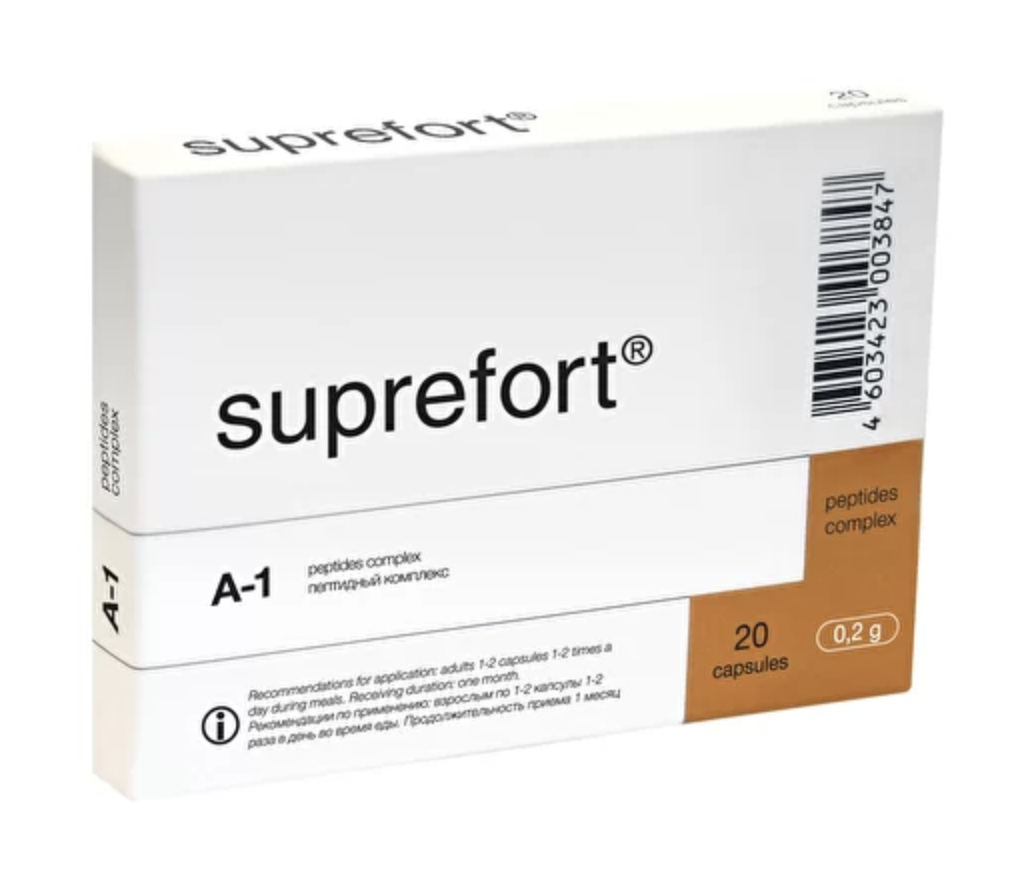 Pancreas peptide (Suprefort®)