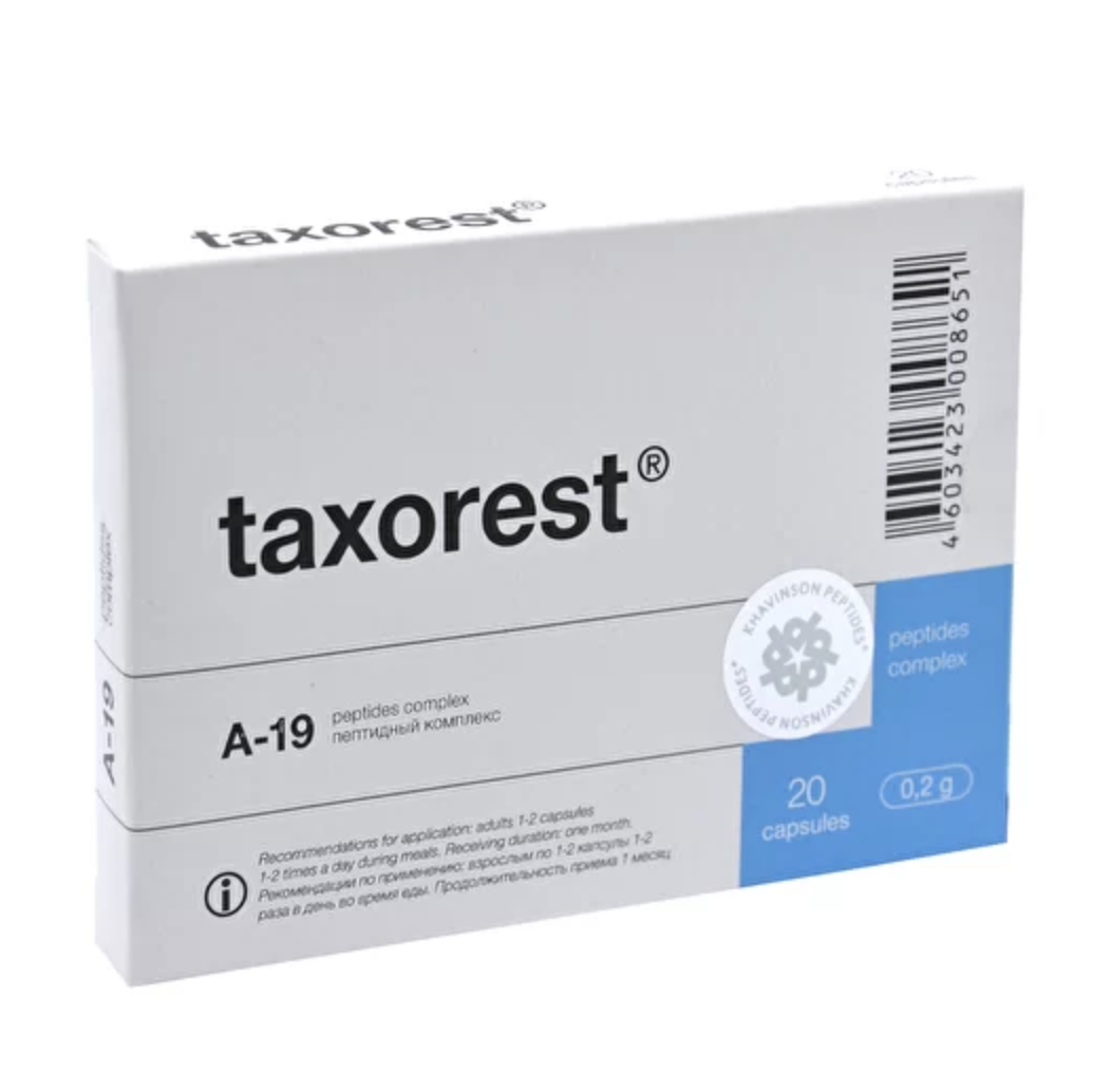 Lungs peptide (Taxorest®)