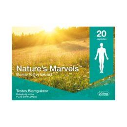 Testes Bioregulator (Nature's Marvels™)