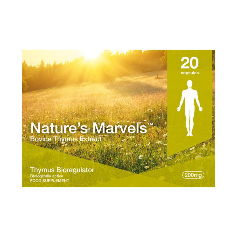 Thymus Bioregulator (Nature's Marvels™)