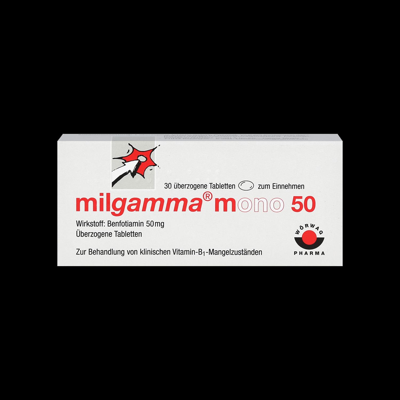 Benfotiamine (Milgamma Mono®)