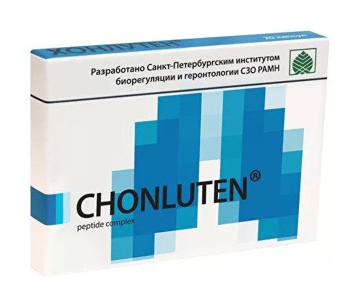 Lung and Bronchial Mucosa Bioregulator (Chonluten®)