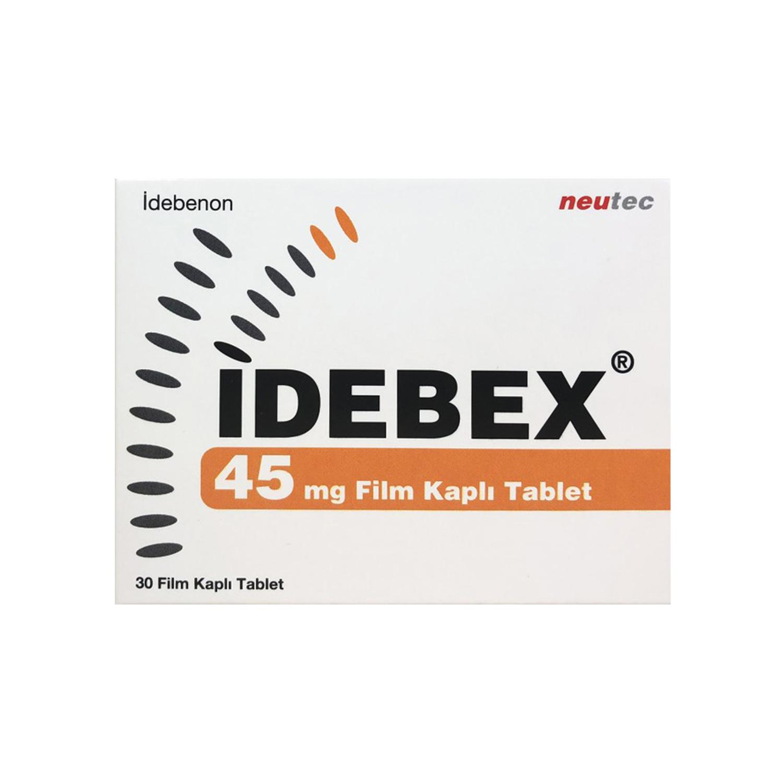 Idebenone (Idebex®)