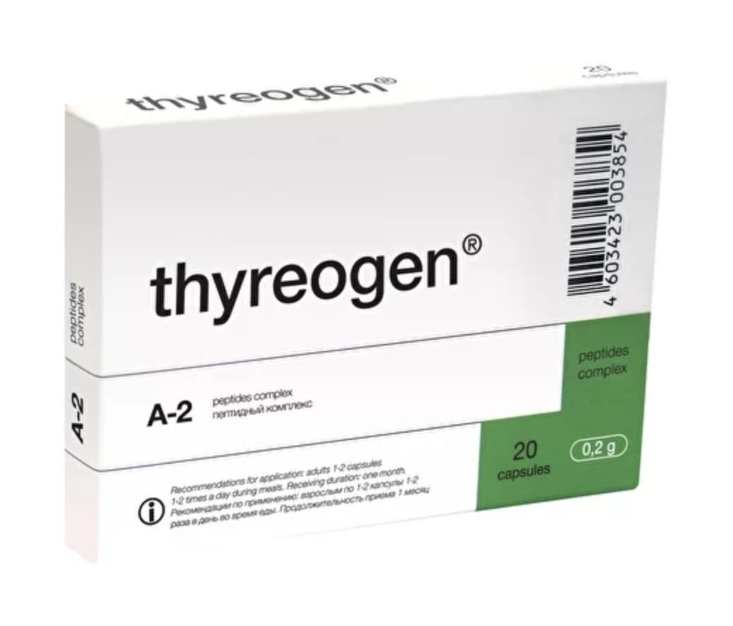 Thyroid peptide (Thyreogen®)