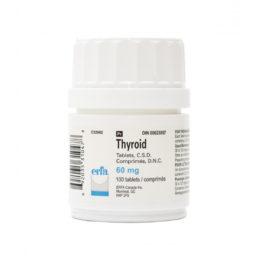 Thyroid (ERFA 1 grain)