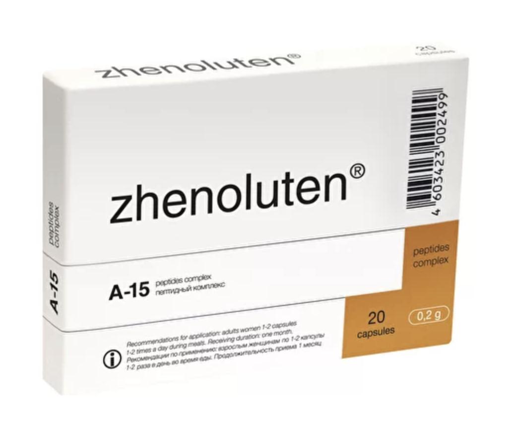 Ovary peptide (Zhenoluten®)